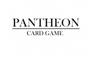 Pantheon Card Game logo
